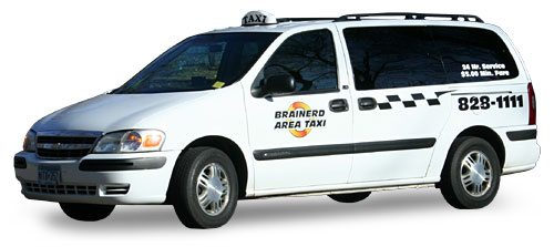 Brainerd Area Taxi - Brainerd Cab
