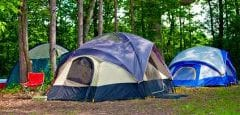 Brainerd MN Camping