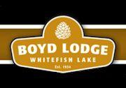 Boyd Lodge.