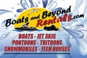 Boats and Beyond Rentals – Winter Rental Equipment