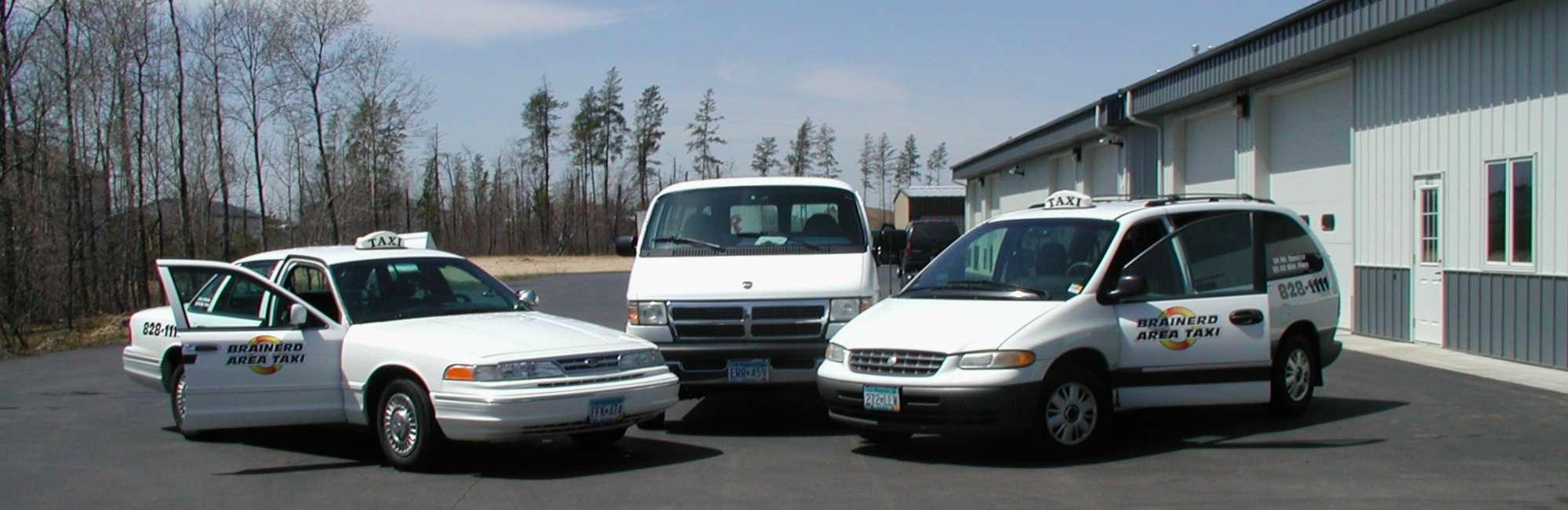 Brainerd Area Taxi Service
