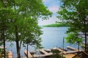 Bay Lakes, Woodland Beach Resort