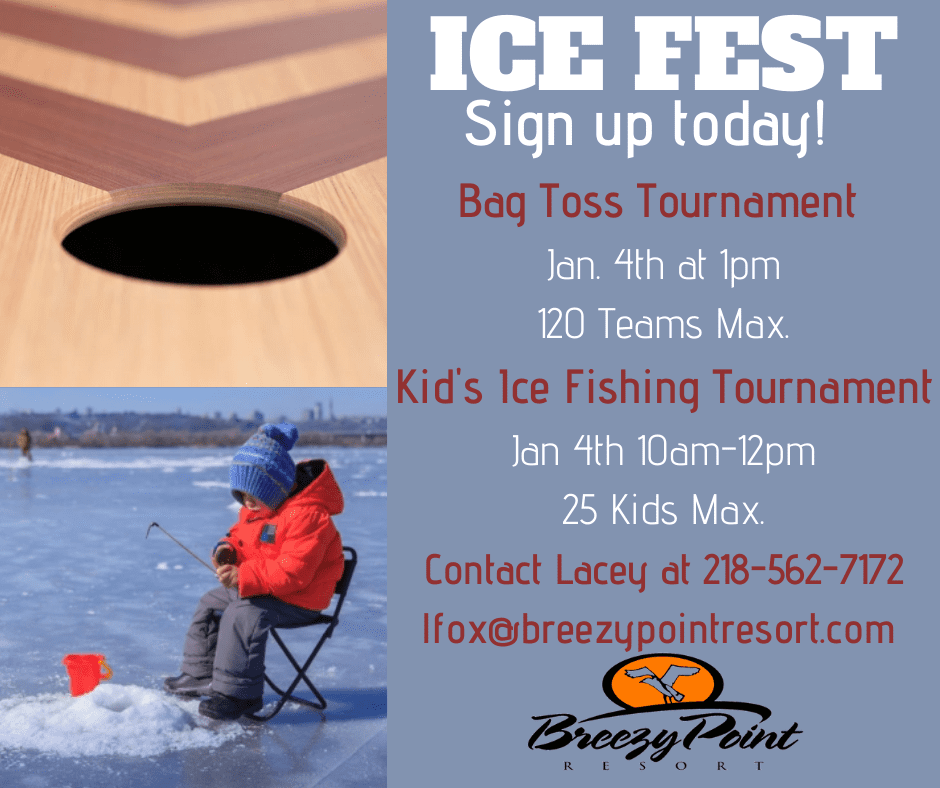 ICE FEST sign up